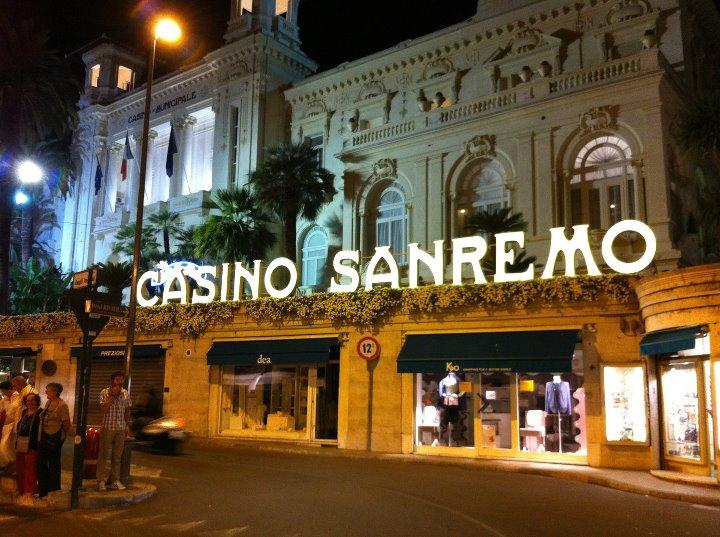 Casino sanremo on line