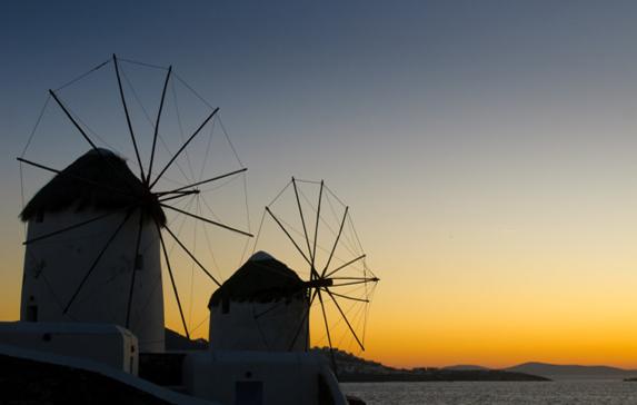 Tour fra le isole Cicladi