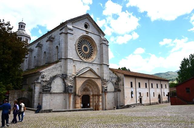 Tour abbazie cistercensi nel Lazio