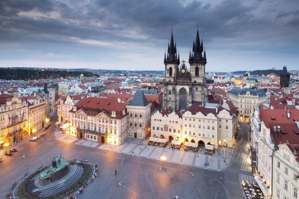 Itinerario Praga magica