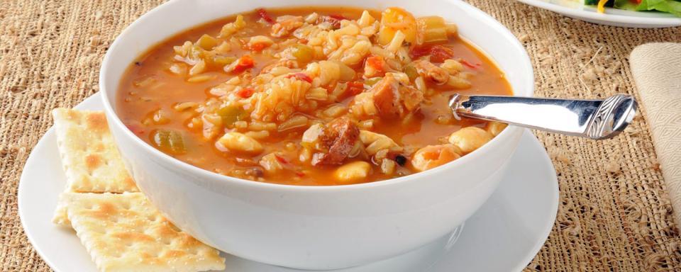 Il Gumbo, zuppa tipica della Louisiana