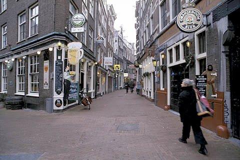 Dove fare shopping ad amsterdam viaggiamo for Dove dormire amsterdam centro