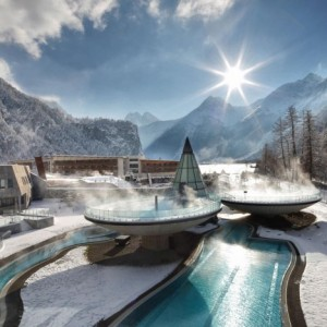 Weekend terme Saint Vincent in Valle d'Aosta