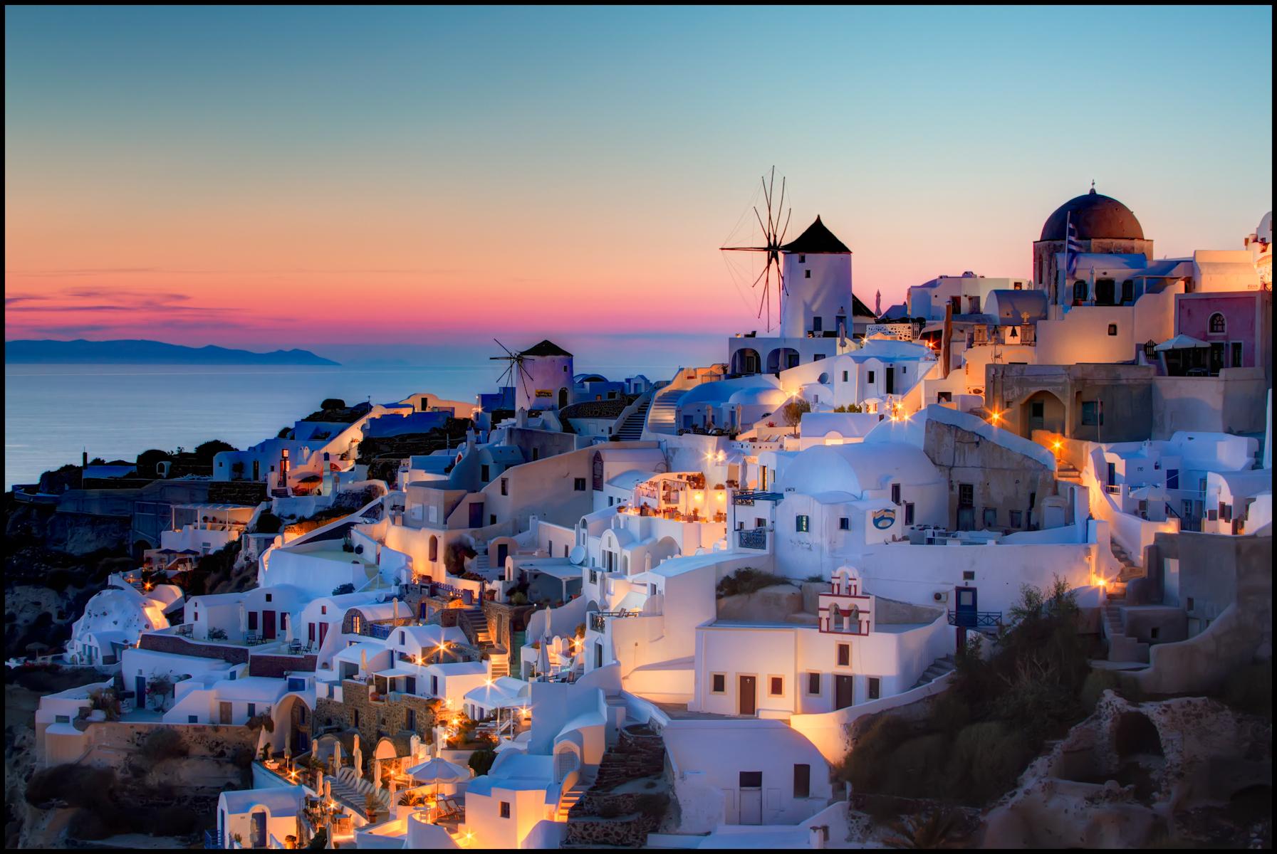 Dove alloggiare a Santorini - Viaggiamo