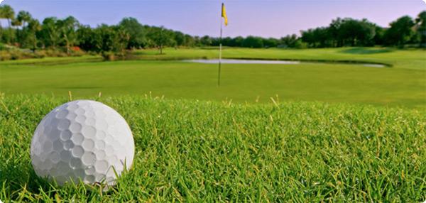 Mappa dei campi da golf in Lombardia