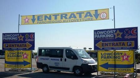 Quali sono parcheggi low cost Ciampino