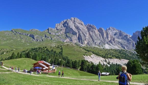 Escursioni in Val Gardena