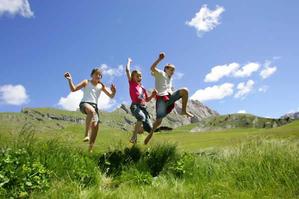 Escursioni con bambini in Val Gardena