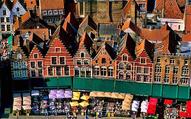 Dove fare shopping a Bruges