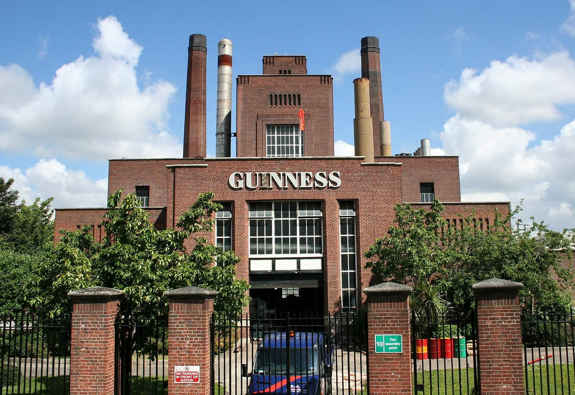 Come visitare Guinness Storehouse