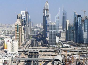Come vestirsi a Dubai
