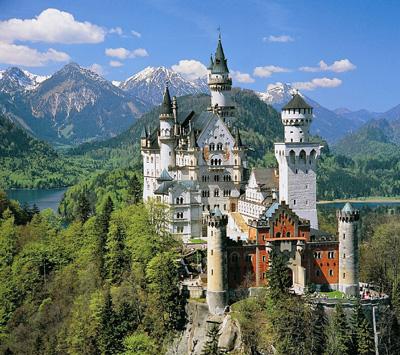 Cinque hotel vicino Castello Neuschwanstein