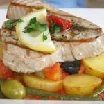 CIBO_restaurant_Howth_tonno 2