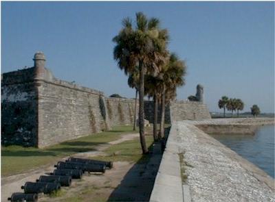 Castillo de San Marcos, un monumento nazionale