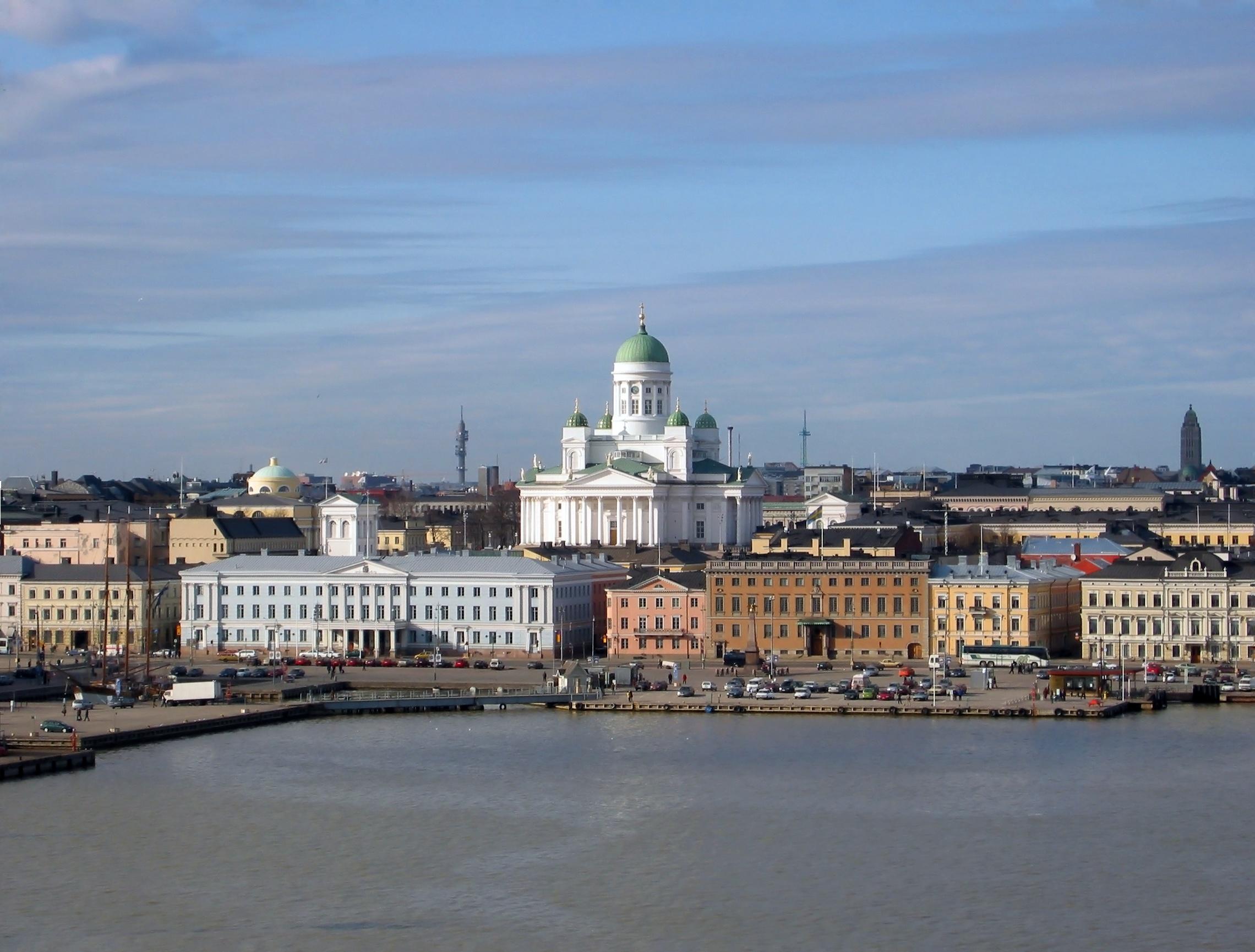 Che tempo fa ad Helsinki a Luglio