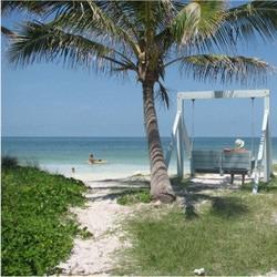 honeymoonisland beachswing
