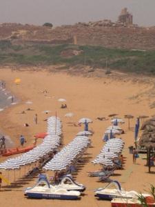 Le spiagge di Selinunte