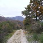 lazio trekking