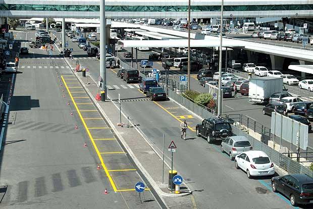 Parcheggi gratuiti a Fiumicino