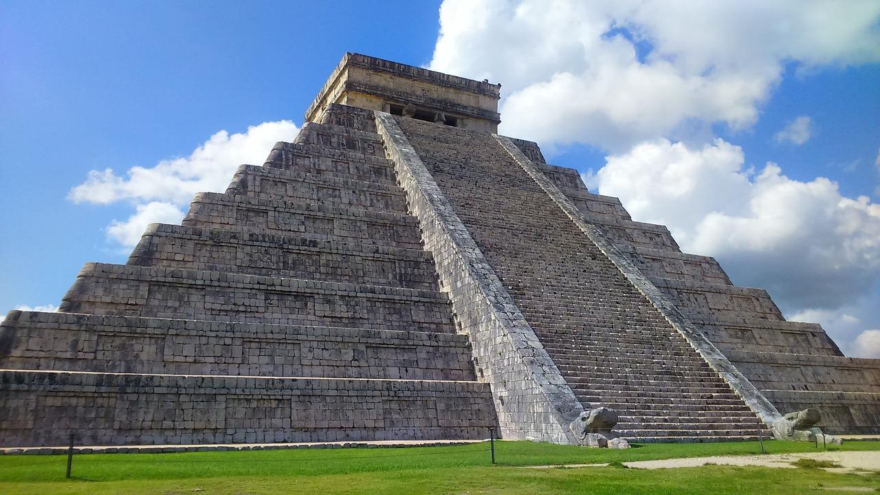 piramide di Kukulkán