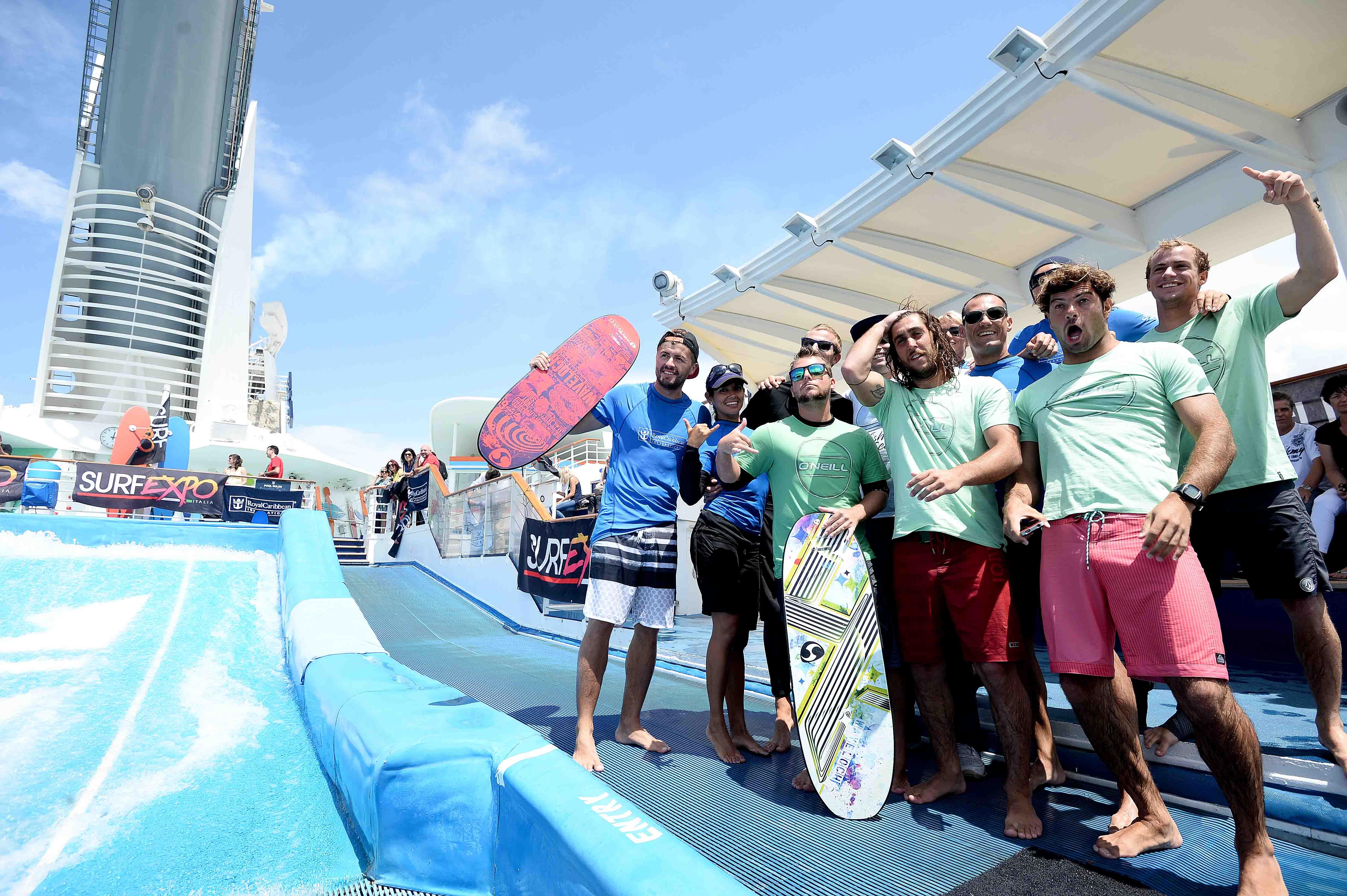 Come partecipare a Italia Surf Expo 2014