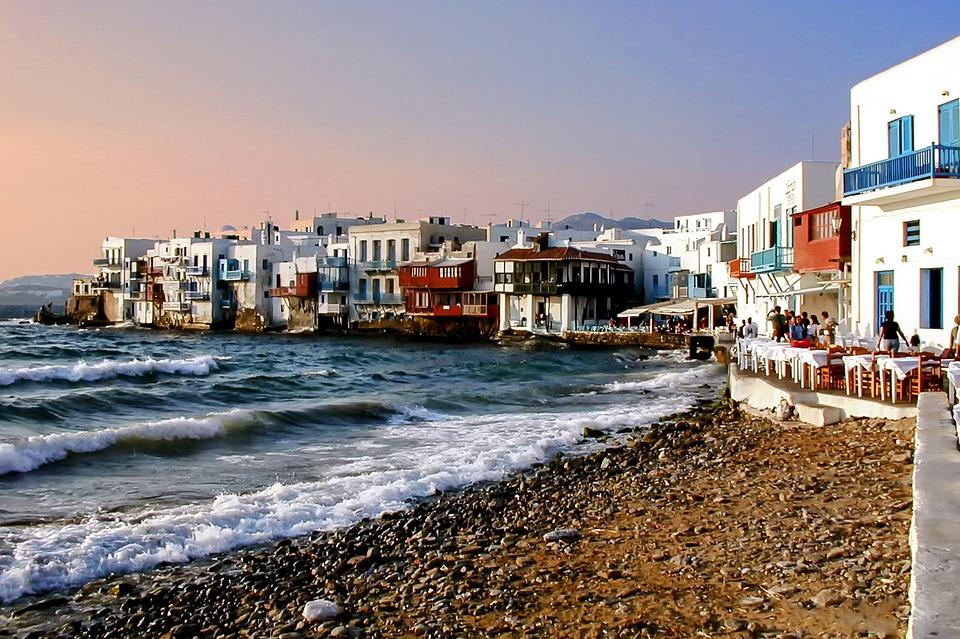 Mykonos e una vacanza da sogno