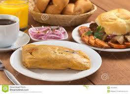 La colazione peruviana
