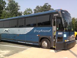 I bus Greyhound degli Stati Uniti