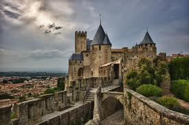 Carcassone, la città fortificata francese