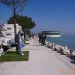 I parcheggi sul Lago di Garda