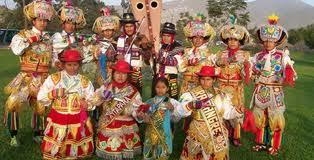 I festival del Perù nel mese di luglio