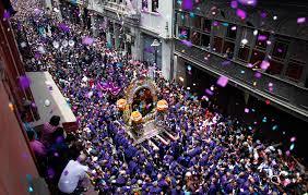 I festival in Perù a dicembre