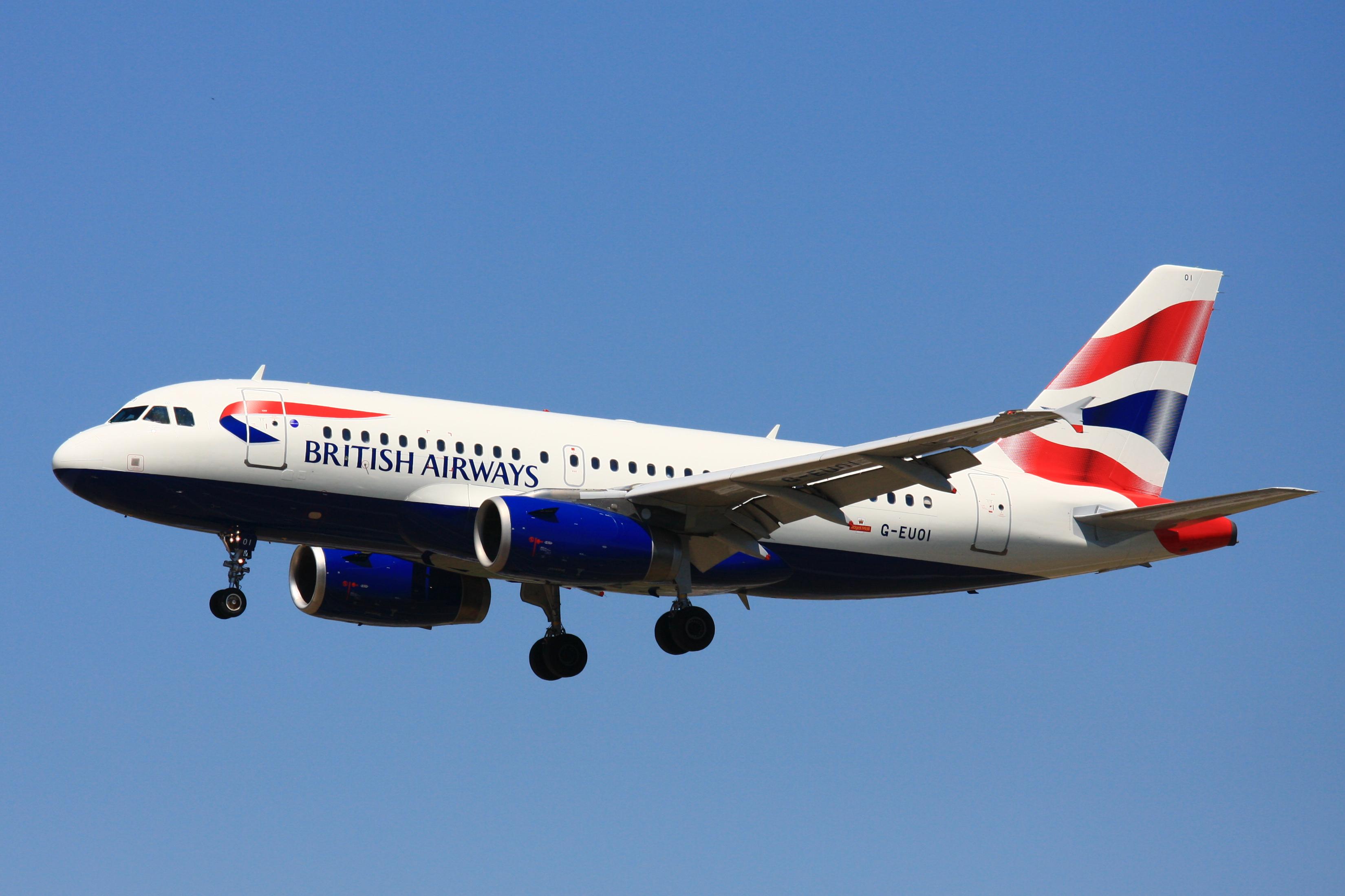 Hostess British Airways