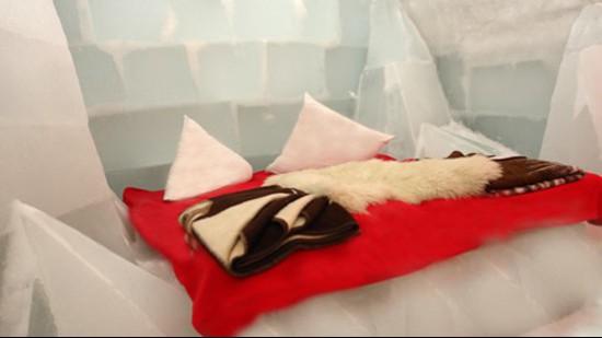 Hotel di ghiaccio Romania