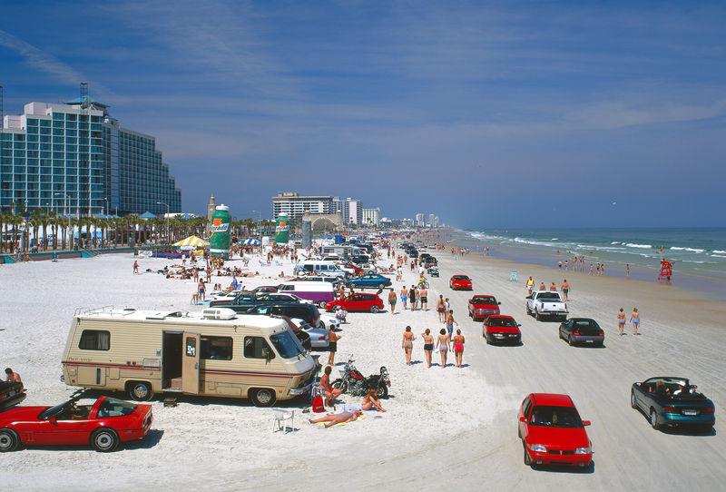 La Costa dello Spazio in Florida: Daytona Beach (parte 3)