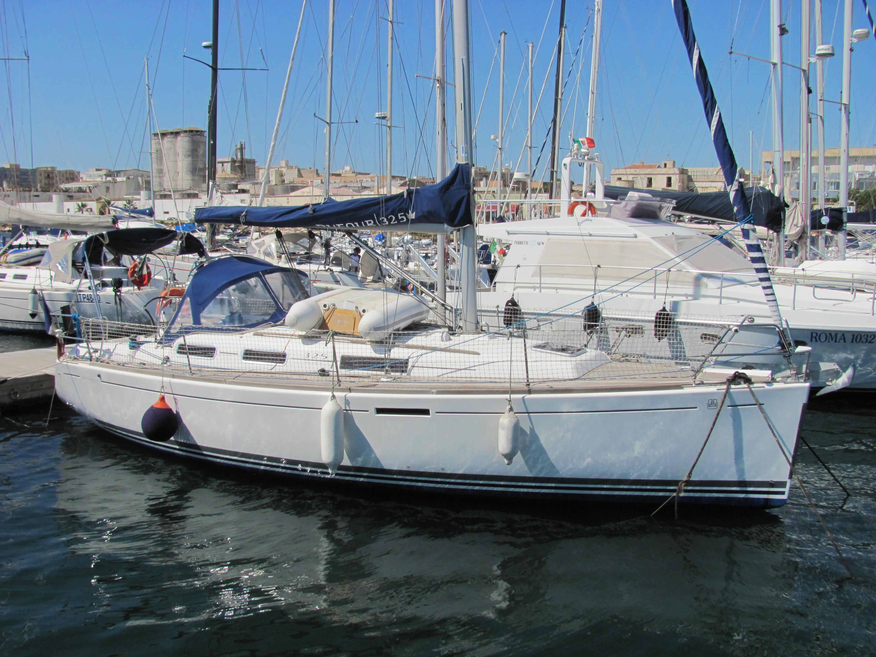 Affitto barca a vela a Trapani