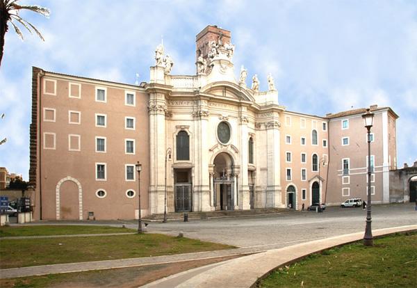 Roma Santa Croce in Gerusalemme 04