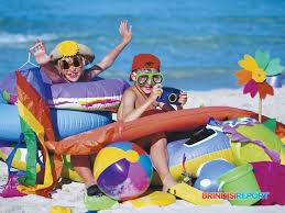 Quali sono spiagge Bandiera verde bambini Lazio