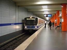 Quali sono fermate metro monumenti Monaco di Baviera