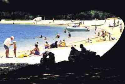 Spiaggia di Balmoral