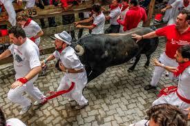 Come si svolge la Festa San Firmino Pamplona