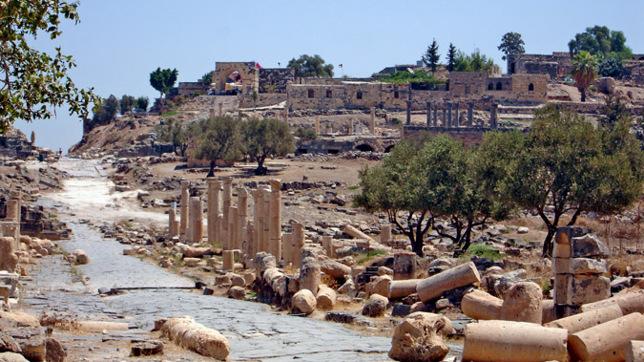 giordania e israele