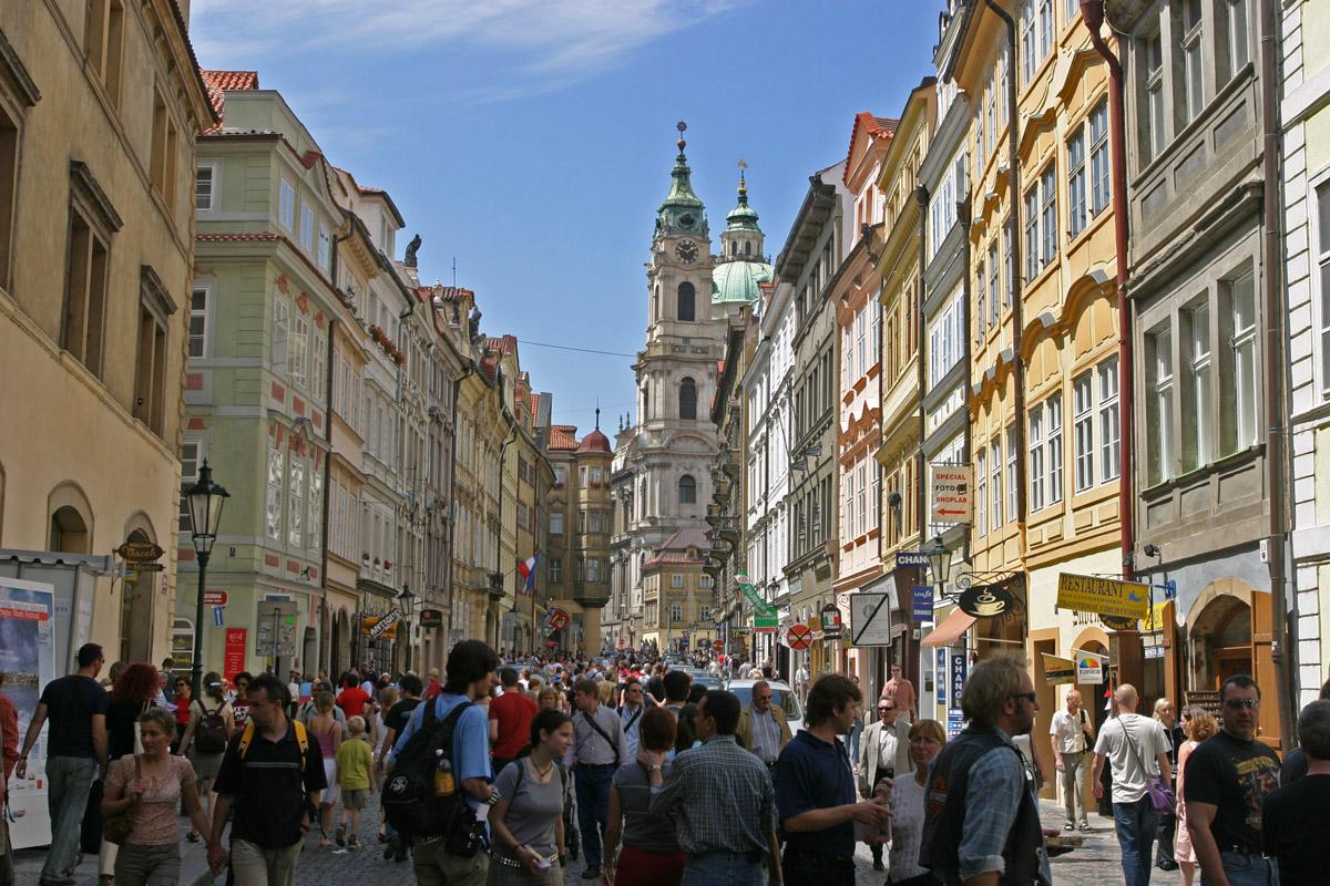 Cosa visitare a Malà Strana di Praga