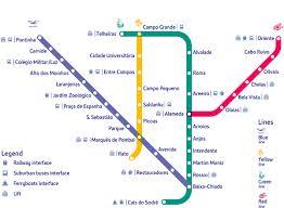 Quali sono linee metropolitana Lisbona