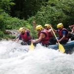 Dove fare rafting in Umbria