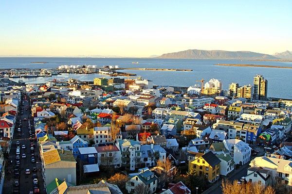 Qual è clima Reykjavik Agosto