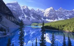 I 5 parchi nazionali del Canada