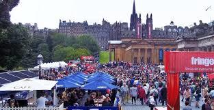 Il Festival Gringe di Edimburgo