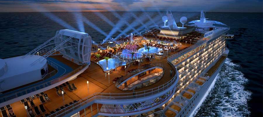 Itinerario crociera Celebrity Equinox Mar Egeo