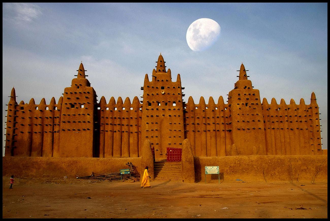 Tour fra le città del Mali